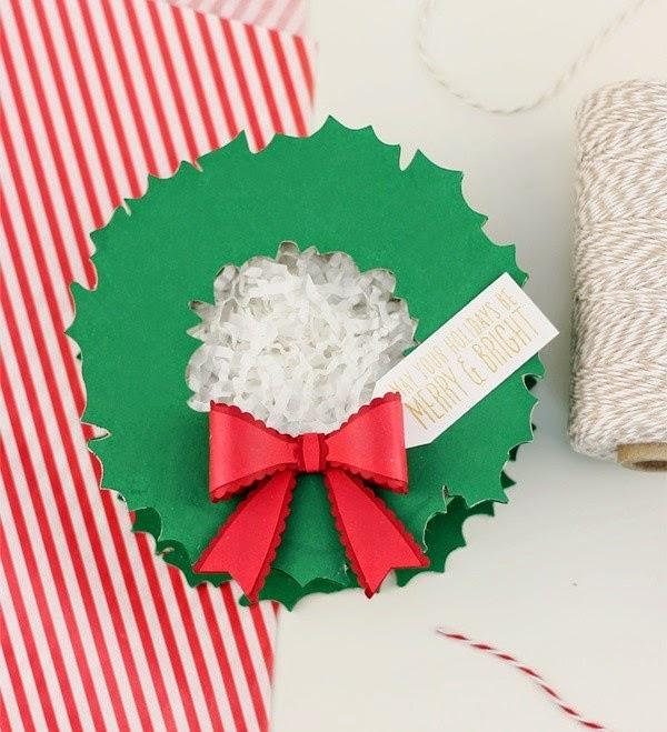 C mo hacer cajas de navidad con cart n manualidades gratis - Cajas de carton de navidad ...