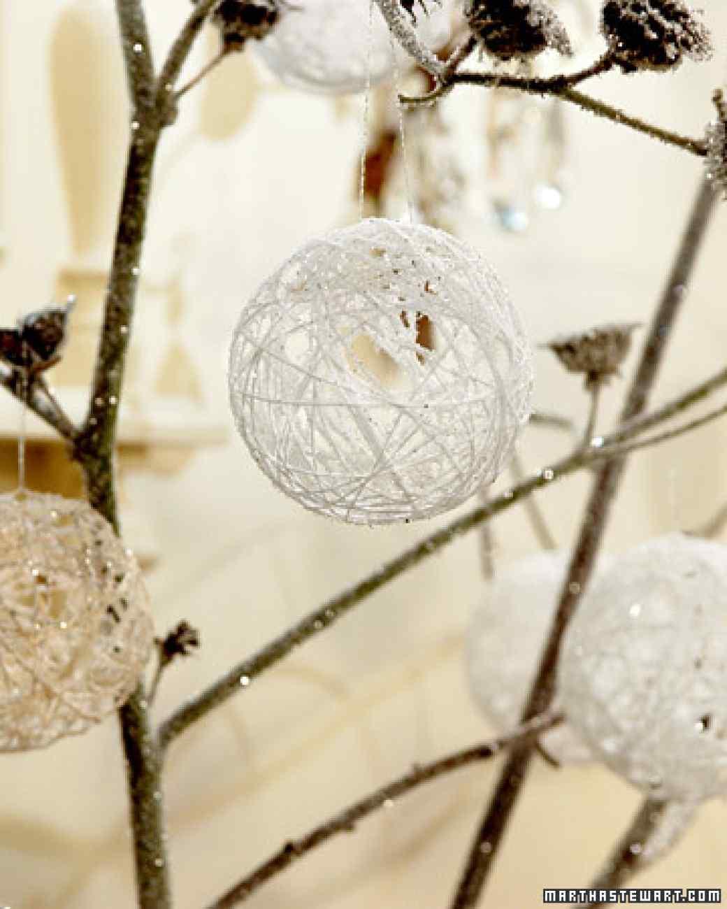 Bolas para decorar el rbol de navidad manualidades gratis - Bolas arbol navidad manualidades ...